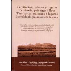 Territoris, paisatges i llocs - Valerià PAÜL i CARRIL i Joan TORT i DONADA (eds.)