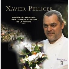 Grandes platos para treinta obras maestras de la pintura de Xavier Pellicer