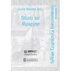 Studi su Ruscino (2016) Annexos II