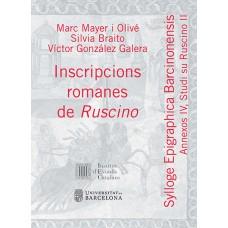 Inscripcions romanes de Ruscino (Annexos IV)