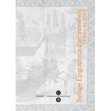 Sylloge Epigraphica Barcinonensis XI (2013)