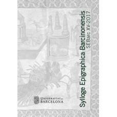 Sylloge Epigraphica Barcinonensis XV (2017)