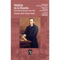 Història de la Filosofia. Universitat de Barcelona 1855-1856 de Francesc Xavier Llorens i Barba