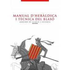 Manual d'heràldica i tècnica del blasó d'Armand de Fluvià i Escorsa