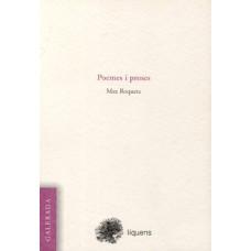 Poemes i proses de Max Roqueta